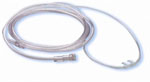 Adult Cannula, Soft-Touch Crush-Resistant Tubing, 7'