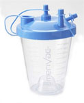 Suction Canister, 850cc (Case of 12)