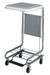 Hamper Stand w/ Foot Pedal (18in)