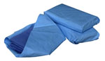 Sterile O.R. Towels, Blue (Case of 80)