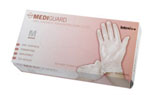 MediGuard Select Powder-Free, Latex-Free Synthetic Exam Gloves, Small (Case of 1000)