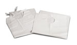 Disposable Slip On Bibs, 19x35in (Case of 150)