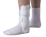 Stirrup Ankle Splint with Air Bladders