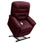 Pride Heritage Collection LC 358 Lift Chair 3-Position Large