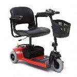 Pride Travel Pro 3 Wheel