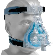 ComfortGel Blue Full Face CPAP/BiPAP Mask