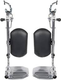Elevating Leg Rest - Gray (Pair)