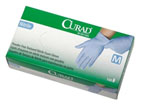 Curad Nitrile Exam Gloves / Latex-Free/Powder-Free (10 Boxes)