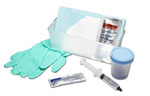 Foley Insertion Tray w/ 10ml Syringe (Case of 20)