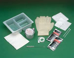 Tracheostomy Clean & Care Trays w/ Peroxide & Saline
