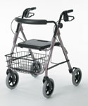 Envoy 480 - Deluxe Rolling Walker by Guardian