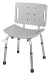 Easy Care Shower Chair w/ Back