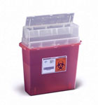 Wall Mount Sharps Container / 5qt