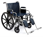 Excel Heavy Duty Wheelchair