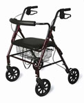 Guardian Bariatric Rollator by Medline