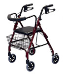 Deluxe Rollator by Medline