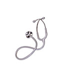 Stainless Steel Neonatal Stethoscope (Pink)