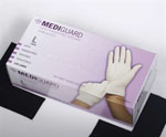 Mediguard Latex Exam Gloves (Case of 1000)