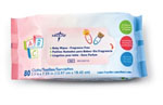 Fragrance Free Baby Wipes, 5.5
