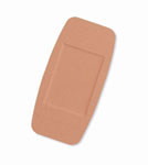 Plastic Adhesive Bandage / 2in x 4in (Box of 50)