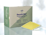 Derma-Gel Hydrogel Wound Dressing Wafer - 4
