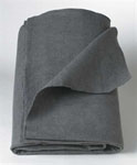 Disposable Blanket - Gray - 40in x 80in