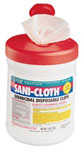 Sani-Cloth Super Germicidal Wipes / Individually Wrapped (Box of 50)
