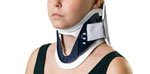 Child Philly Patriot Cervical Collar / 8in-18in