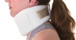 Serpentine Firm Cervical Collar - Large / 5in x 23in