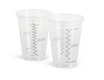 Graduated Plastic Cup / 10oz  (Case of 1000)