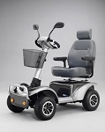 ActiveCare Osprey 4410 Mobility Scooter by Drive / Heavy Duty (4-Wheel)