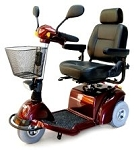 Pilot Power Scooter - 2310 Series by Drive (3-Wheel)