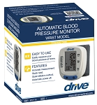 Automatic Blood Pressure Monitor, Wrist Model by Drive Medical