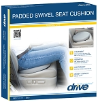 Padded Swivel Seat Cushion by Drive Medical