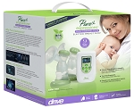 Pure Expressions Dual Channel Electric Breast Pumps by Drive