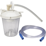 800cc Disposable Suction Canister Kit
