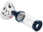Airial Spotz® the Dog Mask with Meter Dose Inhaler Chamber