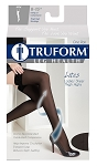 TRUFORM Women's LITES 8-15 mmHg Thigh High Support Stockings