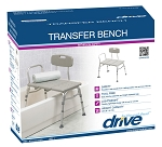 Three Piece Transfer Tub Bench by Drive