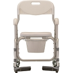 Deluxe Shower Chair and Commode by Nova
