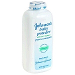 Baby Powder 1.5 oz (96/Case) Aloe Vera and Vitamin E by Johnson and Johnson