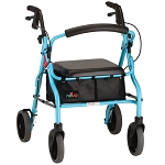 Zoom 20 Rolling Walker  / Rollator by Nova (Model # 4220)