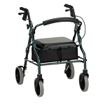 Nova Zoom Series Rolling Walker / Rollator (Model# 4218, 4220, 4222, 4224)
