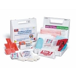 First Aid Blood Borne Pathogen Kit