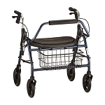 Mighty Mack Heavy Duty Rolling Walker / Rollator by Nova (Model# 4216)
