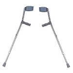 Adult Forearm Anatomical Crutch by Nova (Model# 7740P) (CALL BEFORE PLACE ORDER)