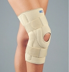 FLA Professional Stabilizing Knee Brace with Composite Hinges