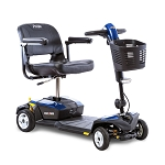 Pride Go-Go LX w/CTS Suspension (4-Wheel) | FDA Class II Medical Device*