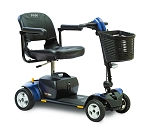 Pride Go-Go Elite Traveller Plus (4-Wheel) | FDA Class II Medical Device*