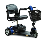 Pride Go-Go Elite Traveller Plus (3-Wheel) | FDA Class II Medical Device*